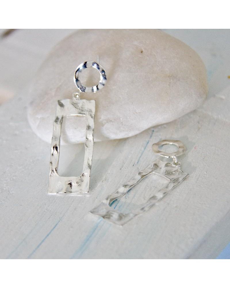 pendientes de plata para mujer