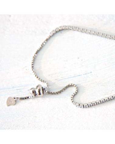 pulsera de plata para mujer